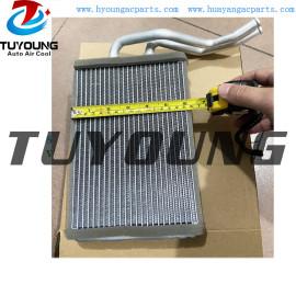 Auto a/c evaporator for New Holland E215, E385 Excavator Kobelco SK 200-6/ 6E size: 245*150* 25 mm