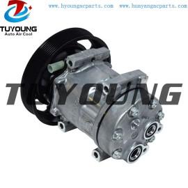 SD7H15 6193 Auto ac compressor for VOLVO Caterpillar Mack TRUCK  20587125 85000458 6KS820803