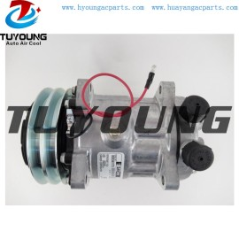 SD7H15 7975 709  Auto ac compressor for ALL ALLIS CHALMERS Case-IH  New Holland Tractor 5165549