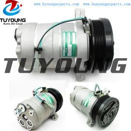 H6 Auto ac compressor for Auto AC Compressor for GM Silverado Diesel 6cc 1136615