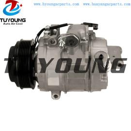 7SBH17C Auto a/c compressor for Ford Explorer 3.5L V6 2011-2018 EB53-19D629-AA 447280-9440 19D629-AA