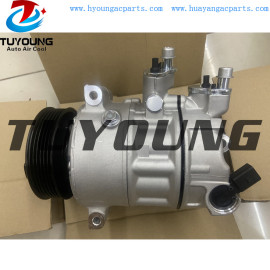 auto ac compressor for PXE14 VW Golf AMAROK Beetle Jetta 4471901350 5q0820803g DCP02050 1K0820808A