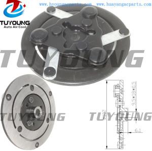 HS-110R a/c compressor clutch hub for Honda Accord VII 2.0 2.4 size 102*20*6.1 mm 38810-RBA-006