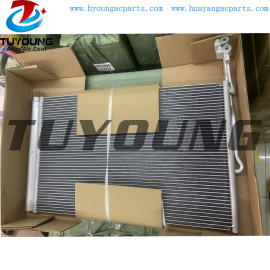 auto ac condenser for vw touareg 7P0820411A 728*451*16mm
