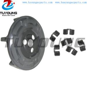DENSO 6SEU auto ac compressor clutch hub for BMW E90 E91 AUDI A4 BENZ A160 B180 B200 A0022301411 A0022304811
