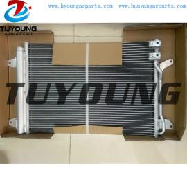 Auto ac condenser for VW Jetta Size 582*386*16 mm 5C0820411G