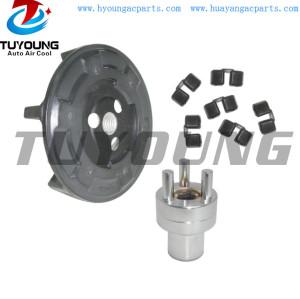 6SEU 7SEU 5SL 5SE a/c compressor clutch hub for AUDI A4 BMW E90 E91 Benz 0012303611 A0022304811