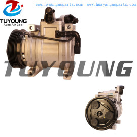 HS09 HS11 Auto AC Compressor for Hyundai i10 KIA Picanto 9770107200  977010X200 F500DB3DA02