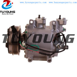 SANDEN TRSE07 3414 ac compressor for HONDA Jazz 1.2 1.4 City 1.5 38810RB0006 38810RLC014 38810PWJZ11