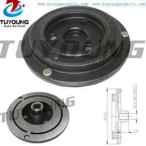 SANDEN SD7V16 auto A/C Compressor clutch hub size 105*30.2*14 mm