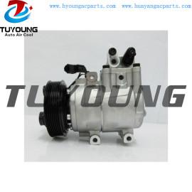 auto ac compressor for KIA K2500/ BONGO 977014E800 977014E801