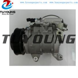 10SR15C auto ac compressor for HONDA STEPWAGON 2010 447160-3100 38810R0A003 4471603100