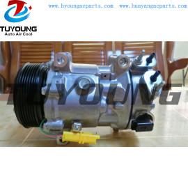 SD7C16 Car ac compressor for Peugeot 6453ZT 6453ZS 9671451380 9684141780
