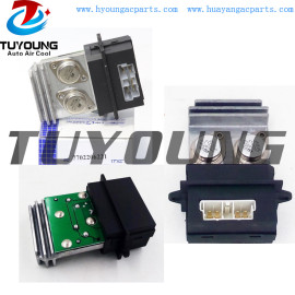 Auto ac Heater Blower Resistor for Renault 19 21 7702206221 7701033535 508588