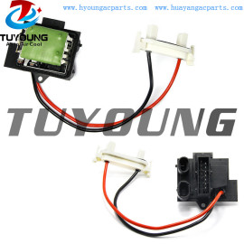 Auto ac Heater Blower Resistor for Renault Clio II / RS / Thalia V6 7701206351