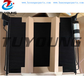 auto ac condenser for  for Nissan Patrol 4.0
