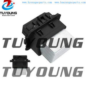 5 pins Auto ac Blower Resistor for Citroen C5 Peugeot 408 508 6441AA 6441.AA 6441.AF 7701209850