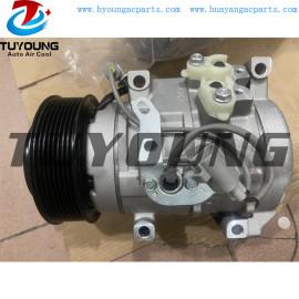 10S20C Auto ac compressor for 2020 Toyota Tundra  5.7L