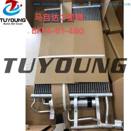 Auto a/c condenser for Mazda 3 star hire BFF461480 BFF4-61-480