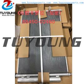 auto ac condenser for Toyota Corolla 2008 88450-02460
