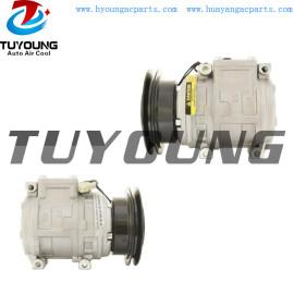 10PA15C Auto ac compressor for Toyota Hilux MITSUBISHI PAJERO 447200-2121 447200-2120