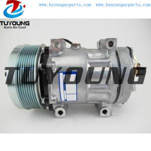 4649988 ac compressor fit Caterpillar CAT Hitachi EX3600 EX8000 163-0872 394-9671