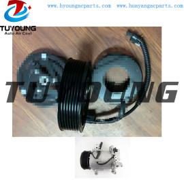 7pk auto a/c compressor clutch pulley for Honda Civic 2.0L L4 2016-2020 389245AAA02 38924-5AN-A01