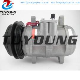 6E171 a/c compressor for John Deere Tractor Combine PORSCHE 928 92812601006 047200-2500 047100-7740