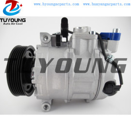 7SEU17C auto ac compressor for Audi A8 Q7 3.0L VW Touareg 3.0L 447150-0120 8E0260805AJ