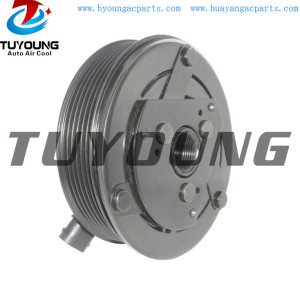 V5 auto ac compressor clutch for Renault Bearing size 40x62x20,6 MM 6PK 125mm 12V