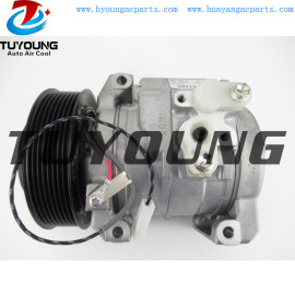 10S15C auto ac compressor for Mercedes Benz Atego actros 24V 9362300111 A9362300111 447280-2161