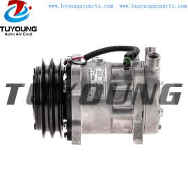 SD7H15 auto ac compressor for Peterbilt 200 224 227 Base SD 8024 7863 8220 8201159