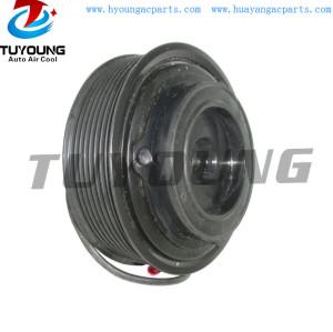 10PA15C 8PK 124mm 12v auto ac compressor clutch fit Claas John Deere Renault Agri AL78779 7700038545