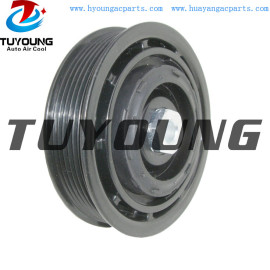 6SEU14C 6SEU16C auto ac compressor clutch for AUDI Mercedes Benz bearing size 35x52x20 mm