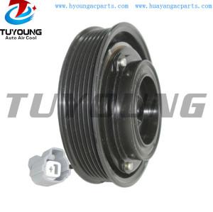 auto ac compressor clutch for HONDA Bearing size 30x52x22 mm PV6 136/130 mm 12V