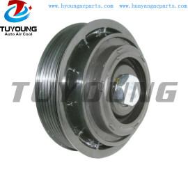 6SEU16C 6PK 120mm Ac compressor clutch For AUDI MERCEDES bearing size 35x52x22mm