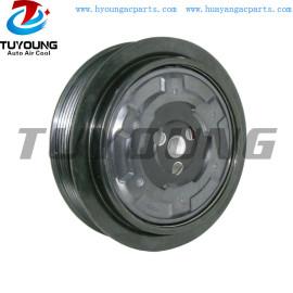 6SEU16C 6PK 115mm Ac compressor clutch MERCEDES-BENZ A150 A180 B160 B180 B200 0022304711 447150-0370