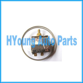 Auto a/c air thermostat A10-6580-057 220V, 50-60HZ 6A ±35℃ (1-2.5℃) car thermoregulator A106580057