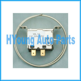 Auto air conditioning thermostat WL0.5D DC 6A 24V