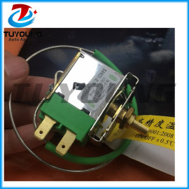 Auto AC thermostat THERMOSTAT 2 CONTACTS STANDARD BULB