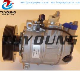 7SEU16C ac compressor for VW Touareg 4.2 7L6820803B 958126014BX 447220-9010 447180-3310 7L6820803A