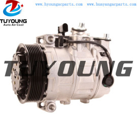 7SEU17C Auto ac compressor for PORSCHE Cayenne 911 Boxster Cayman Panamera 94812601100 94812601101