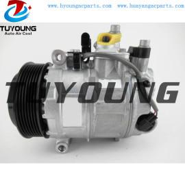 7SEU17C auto ac compressor fit Porsche Panamera 4.8 V8 94812601103 94812601102