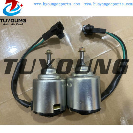 one couple Rear Evaporator Core Blower Motor for Toyota Hiace 2005-2009 8855026080 RH/8855026090 LH