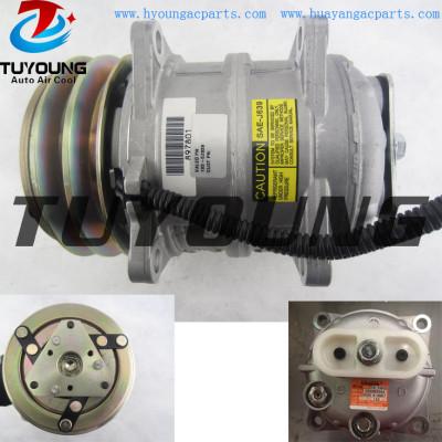 Auto ac compressor for TM08HS 2pk 12v