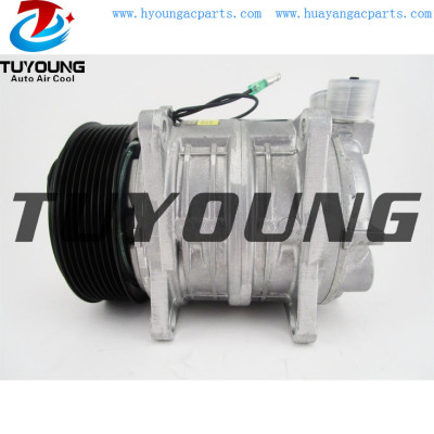Auto a/c compressor for TM08HS 8PK 12v