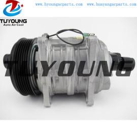 Auto a/c compressor for TM08HS 6PK 12V