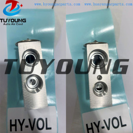 Sanden 7H15 4435 SD7H15 Auto ac expansion valve for Volvo truck