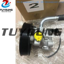 Auto a/c compressor Power Steering pump for Hyundai H1 Van 57100-4H200 571004H200