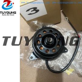 Car a/c blower fan motor for Hyundai Half Lorry 992435H000 Condenser Fan Motor 24V